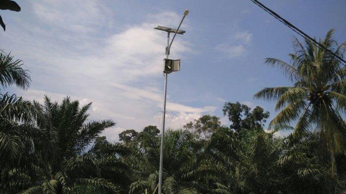 Baterai Solar Cell Raib, Lintas Bireuen-Takengon Gelap
