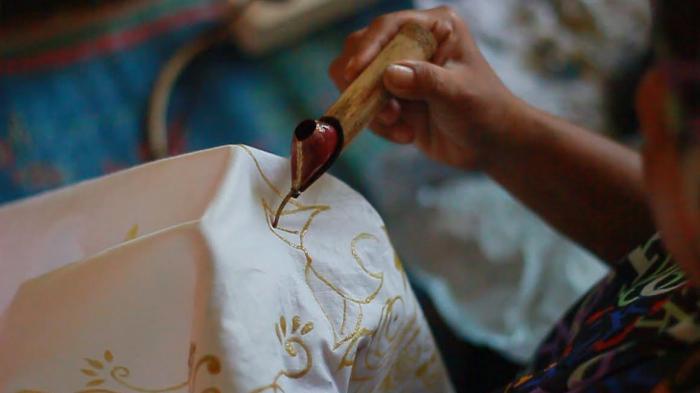 Setelah India, Kini China Pancing Emosi Warga Indonesia, Klaim Batik Kerajinan Tradisional Tiongkok