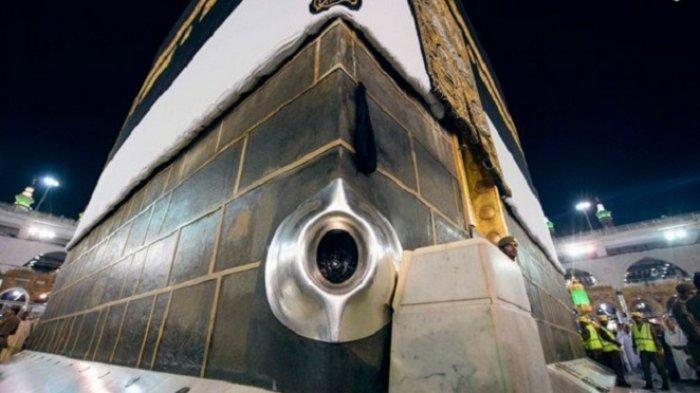 Batu Hajar Aswad, Berbingkai Perak, Mengalami Sejumlah Kejadian, Ini Sejarahnya