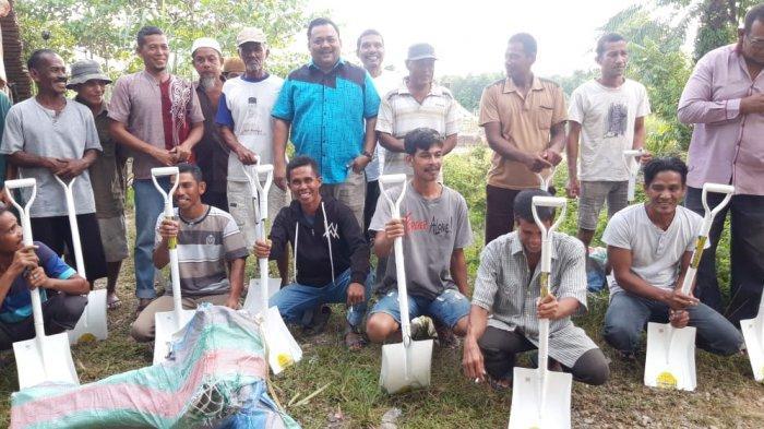 Nihil Pesanan, Buruh Angkut Pasir di Aceh Tamiang Berharap Pemerintah Segera Gulirkan Proyek