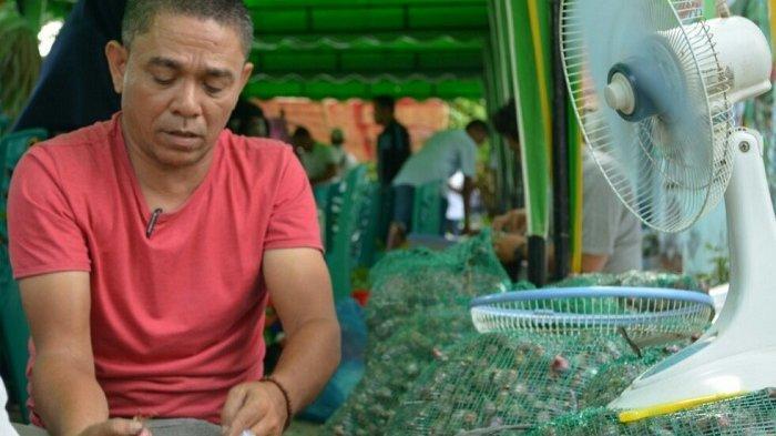 Bazar Bawang Merah Pasar Tani, 400 Kg Ludes Terjual