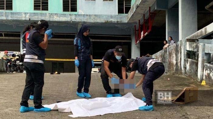 Bayi Baru Lahir Diduga Dilempar Ibu Kandungnya dari Lantai 13 Gedung Hingga Pecah Kepala
