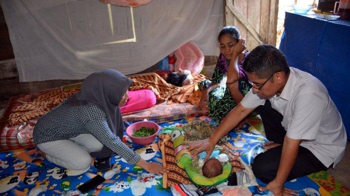 Ibunda Bayi Bocor Jantung di Nagan Meninggal