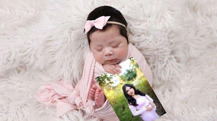 Ibunya Tewas Tertabrak Menjelang Persalinan, Bayi Malang Ini Hanya Berfoto dengan Potret Sang Mama