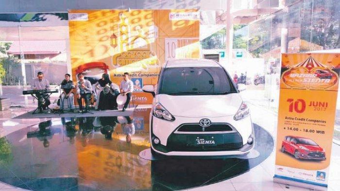 Toyota Turunkan Harga Sienta Rp 28 Juta, Usai Dapat Insentif Pajak