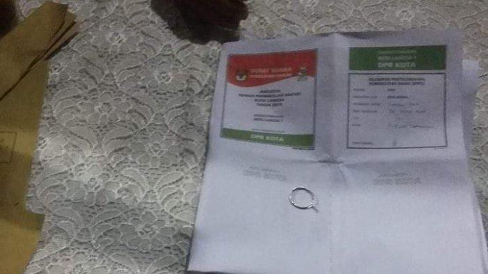 Kasus Oknum Linmas di Langsa Rusak Surat Suara Pakai 'Cincin' ke Polres