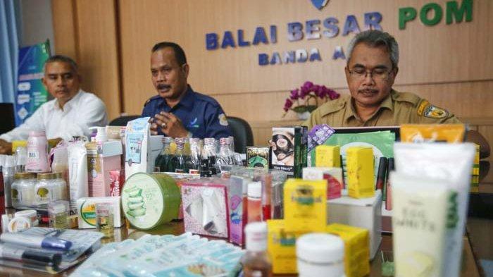 Mengandung Bahan Berbahaya, BPOM Tarik Sejumlah Obat Herbal dan Kosmetik Ilegal, Berikut Daftarnya!