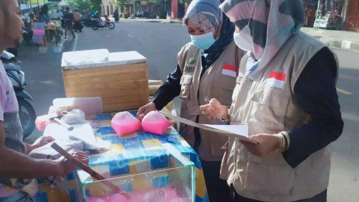 BBPOM Banda Aceh Periksa Jajanan Berbuka Puasa di Sabang, Temukan Takjil Berborak dan Pewarna Bahaya