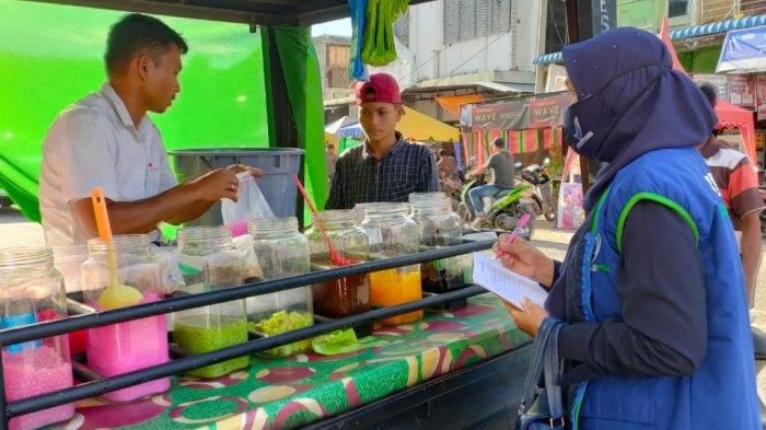 5 dari 15 Sampel Pangan Dijual di Pidie Jaya Mengandung Boraks, Takjil Aman, Temuan BBPOM Banda Aceh