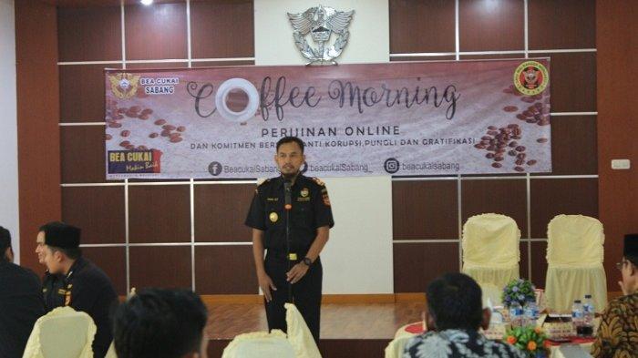 Bea Cukai Sabang Luncurkan Layanan Perizinan Online
