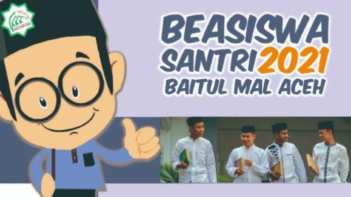 Jangan Lewatkan! Hari Ini Terakhir Pendaftaran Beasiswa Baitul Mal Aceh untuk Santri, Ini Link-nya