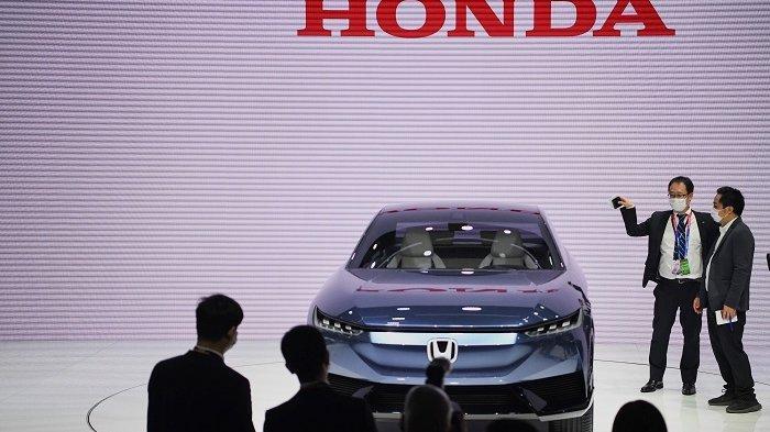 Honda Tetap Sesuaikan Kebutuhan Konsumen, Indonesia Mulai Fokus Mobil Listrik Ramah Lingkungan