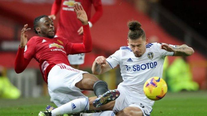 FOTO - Pertandingan Manchester United Vs Leeds United, Skor Akhir 6-2 - bek-inggris-manchester-united-aaron-wan-bissaka.jpg