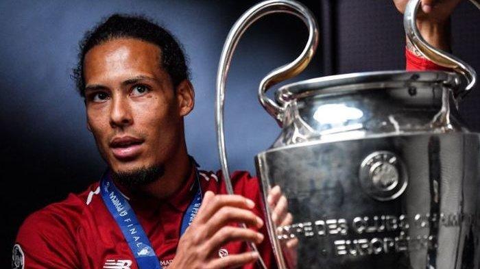 UEFA Umumkan Tiga Kandidat Pemain Terbaik Eropa, Cristiano Ronaldo, Lionel Messi dan Virgil Van Dijk