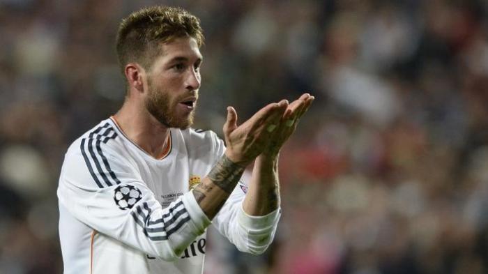 Jalani Operasi Lutut, Sergio Ramos Terancam Absen Tujuh Pekan, Zinedine Zidane Komentar Begini