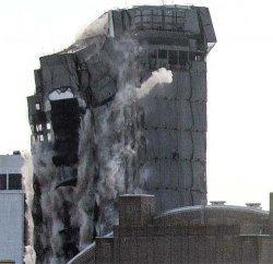 Hotel 39 Lantai Milik Trump Diledakkan