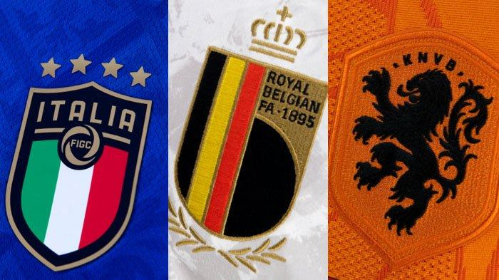 Update Hasil dan Klasemen Sementara Euro 2020 - Belanda dan Belgia Susul Italia ke Babak 16 Besar