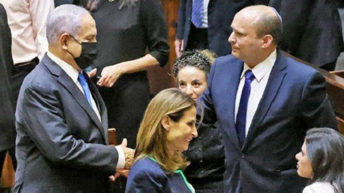 Parlemen Israel, Knesset Setujui Koalisi Baru, Netanyahu Disingkirkan, Partai Likud Jadi Oposisi