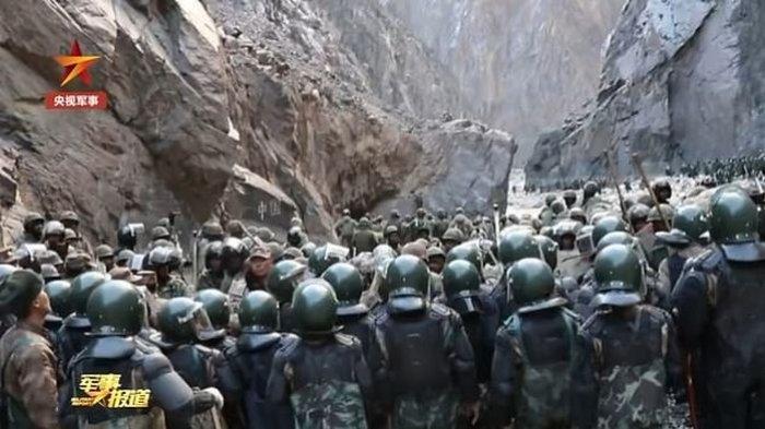 Sempat Disimpan Rapat-rapat, Video Asli Pertempuran Tentara China vs India Akhirnya Dobocorkan