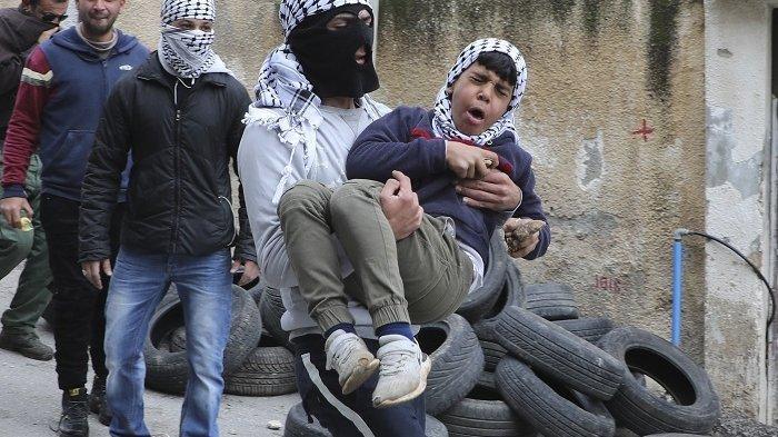Dalam Waktu Tiga Bulan Israel Tangkap 230 Anak Palestina, Sebagian Besar Dilakukan di Yerusalem