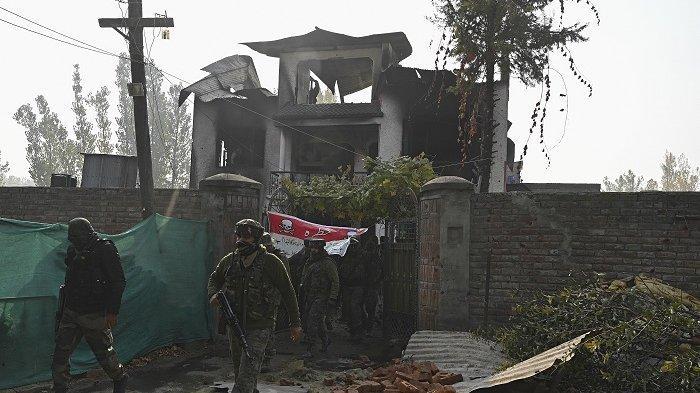 India Melihat Taliban Sebagai Ancaman Baru di Kashmir