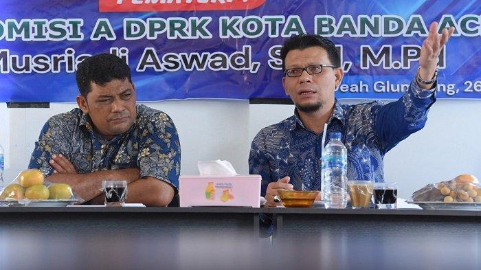 Anggota DPRK Banda Aceh Dorong Pemerintah Gampong Bentuk Reusam