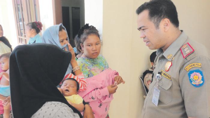 Petugas Tangkap 11 Gelandangan Muda