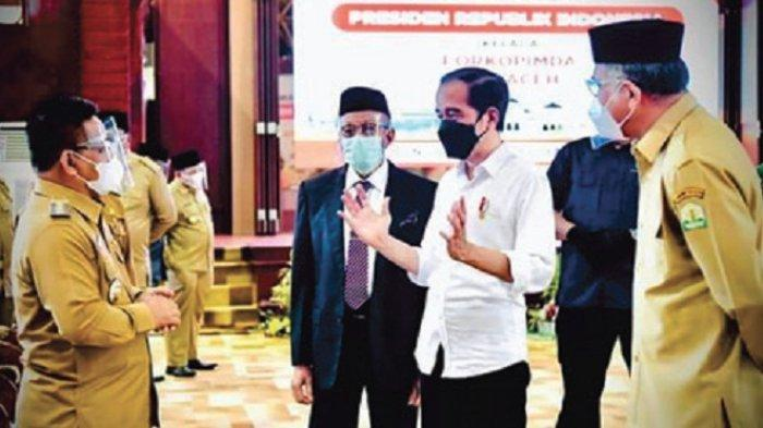 Presiden: Banda Aceh Tertinggi Vaksinasi Se-Aceh, Wali Kota Ucap Terima Kasih kepada Semua Pihak