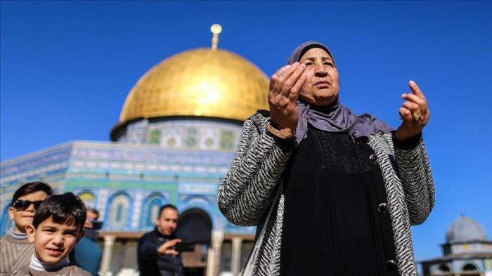 Ternyata di Jantung Masjid Al-Aqsa Ada Batu Ini yang Dianggap Suci dan Diperebutkan Muslim & Yahudi