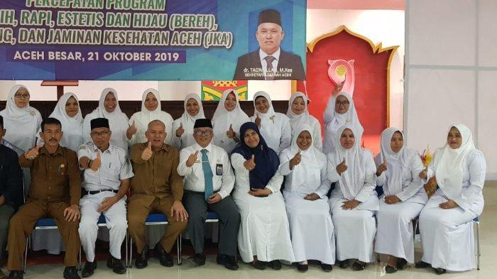 800 Petugas Kesehatan dan Kepala Desa Sambut Hangat Program BEREH Pemerintah Aceh