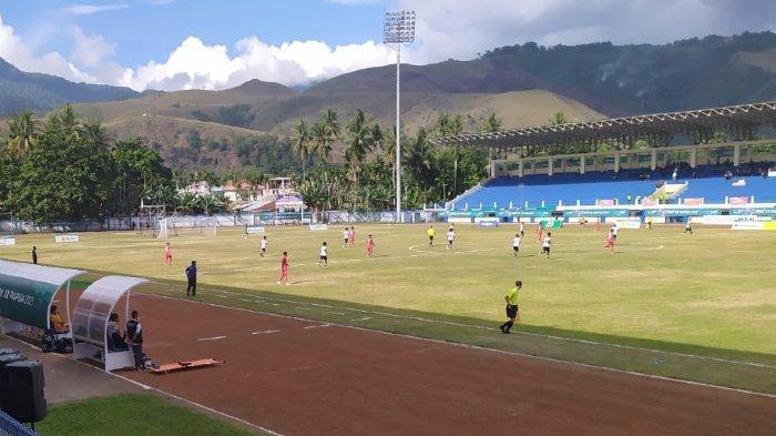 Berhasil Kalahkan Kalimantan Timur, Tim Sepak Bola PON Aceh Lolos ke Babak Enam Besar