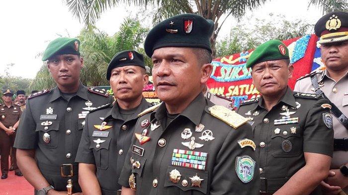 Kodam IM Kini Miliki Lima Batalyon Infantri Raider Khusus