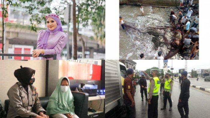 BERITA POPULER - Pulang ke Aceh karena Wasiat, Kawanan Ikan Kuwe, hingga Syarat Masuk Banda Aceh