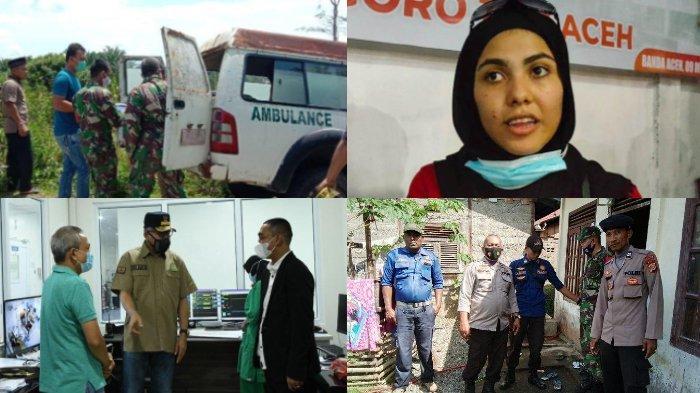 BERITA POPULER – Terkubur di Dekat Kantor Desa, Gadis Palestina di Aceh, Menghilang di Hari Raya