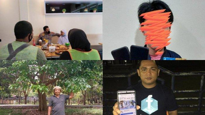 BERITA POPULER - Anak Tukang Parkir Dijemput Kapolda Aceh, Penjual Chip Diciduk, Hingga Kisah Tara