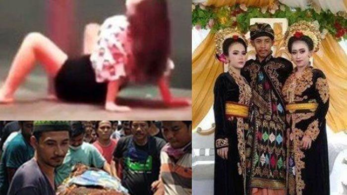 BERITA POPULER - Gadis Muda Puaskan Nafsu pada Tiang Listrik hingga Suami Pergoki Istri Telanjang
