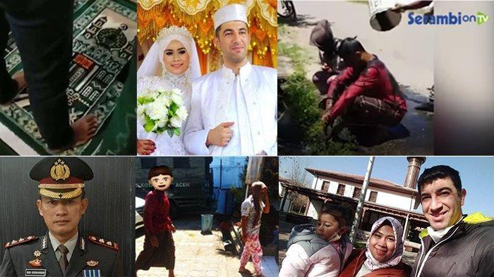 BERITA POPULER- Satu Keluarga Jadi Bandar Sabu, Pasangan Selingkuh Berzina Hingga Kisah Polisi Turki