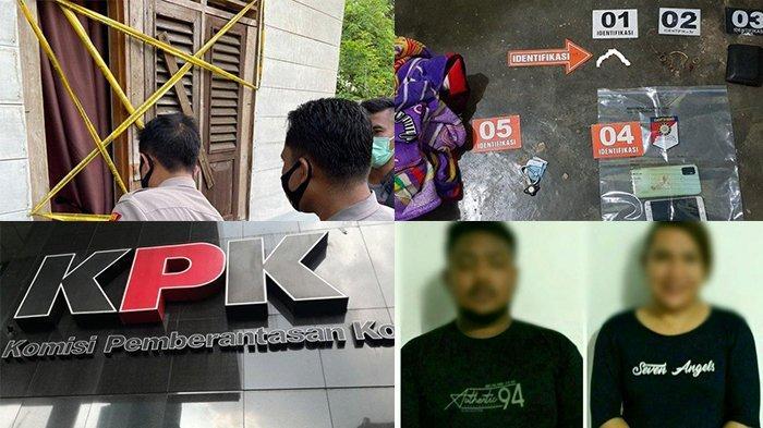 BERITA POPULER - Pengantin Baru Meninggal Leher Tergorok Hingga Pengusaha Aceh Ikut Diperiksa KPK