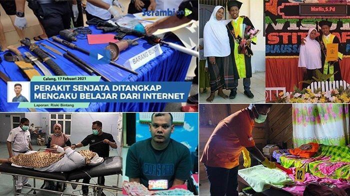 BERITA POPULER - Mahasiswa Aceh 'Hilang' 15 Tahun Hingga Pria Jual Chip Terancam Hukum Cambuk