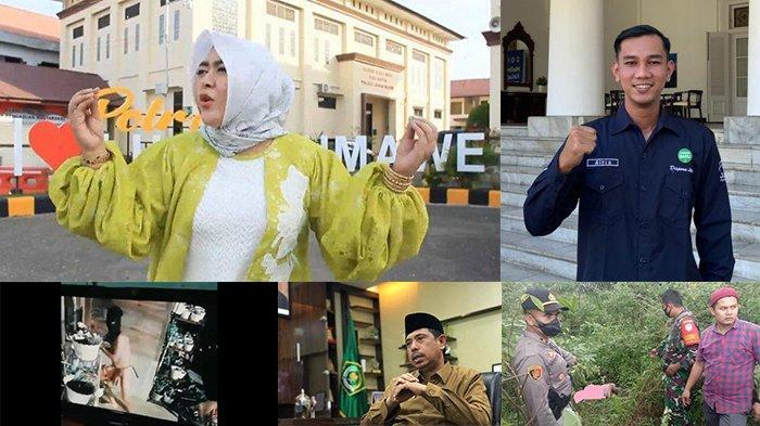 BERITA POPULER - Mayat Wanita di Gunung Salak, Kolor Ijo di Tamiang, Putra Aceh Ajudan Ridwan Kamil