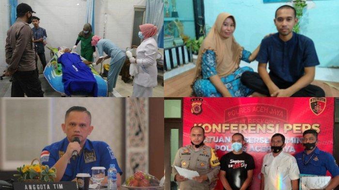 BERITA POPULER – Cekcok Besan di Aceh Timur, Kasus Yalsa Boutique, Hingga Perakit Senpi Dibebaskan