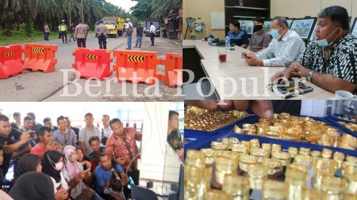 BERITA POPULER - Tokoh Kristen di Aceh, Puluhan Kendaraan Putar Balik hingga Info CPNS Aceh Singkil