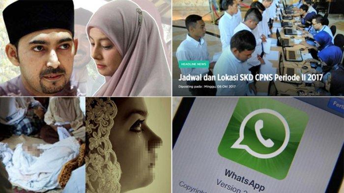 POPULER - Pesan Vulgar Pembantu Ustaz, Ketahuan Sering Chatting, Sampai Duka Malam Pertama