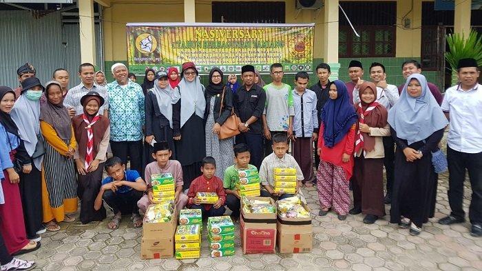 2.180 Nasi Bungkus Akan Dibagi Gratis untuk Masyarakat