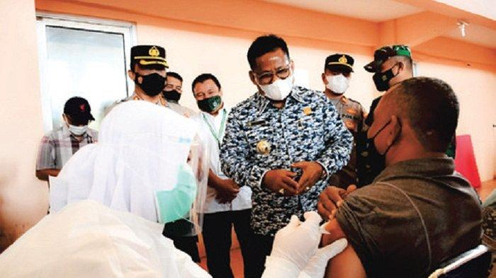 Wali Kota Apresiasi Polresta Banda Aceh Sukses Vaksin Massal
