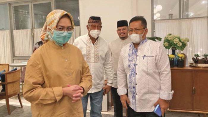 Aminullah Hadiri Rapat Pengurus Apeksi