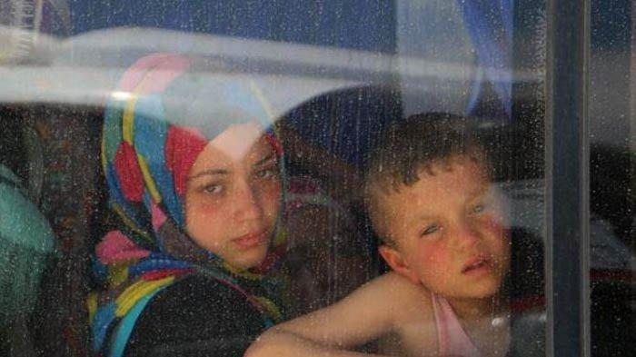 Bersumpah Mendukung Warga Suriah, AS, Prancis, Jerman, Italia, Inggris Komitmen Bentuk Perdamaian