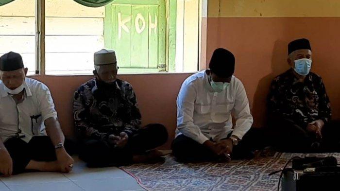 Bupati Rocky dan Jajaran Takziah ke Rumah Almarhum Ketua MPU Aceh Timur