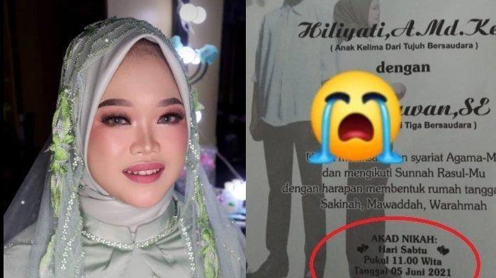 Bidan Hiliyati terwas tertabrak truk 5 hari sebelum menikah