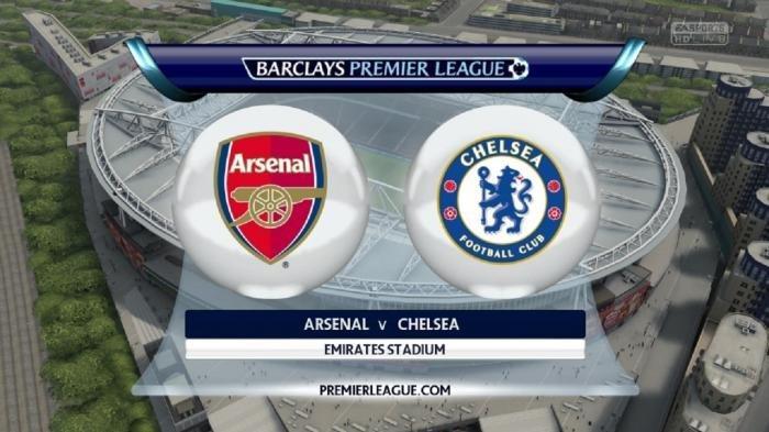 Arsenal vs Chelsea Minggu 22 Agustus 2021, Debut Romelu Lukaku di Derby London